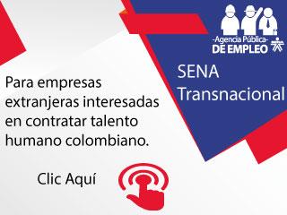 Agencia Pública de Empleo Transnacional