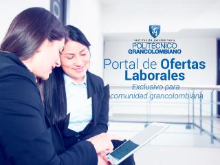 Ofertas de empleo Politécnico Grancolombiano