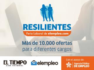Feria Virtual Resilientes El Empleo